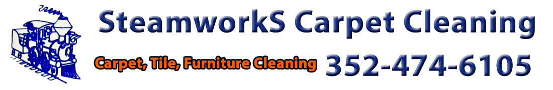 Steamworks Carpet Cleaning of Gainesville